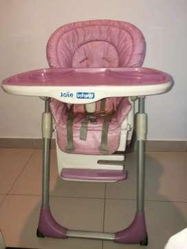 Silla de comer para bebé