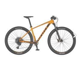 Bicicleta Scott Scale Sram 12 vel
