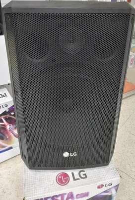 Vendo  Cabina de Sonido LG XBOOM negociable