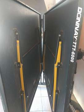 Imperdible Mesa Ping Pong Donnay Ttt6000