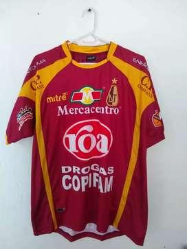 Camiseta del Tolima, original.