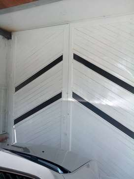 Puerta garaje 3mt x2.74