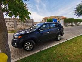 Vendo camioneta Kia Sorento versión full del año 2011