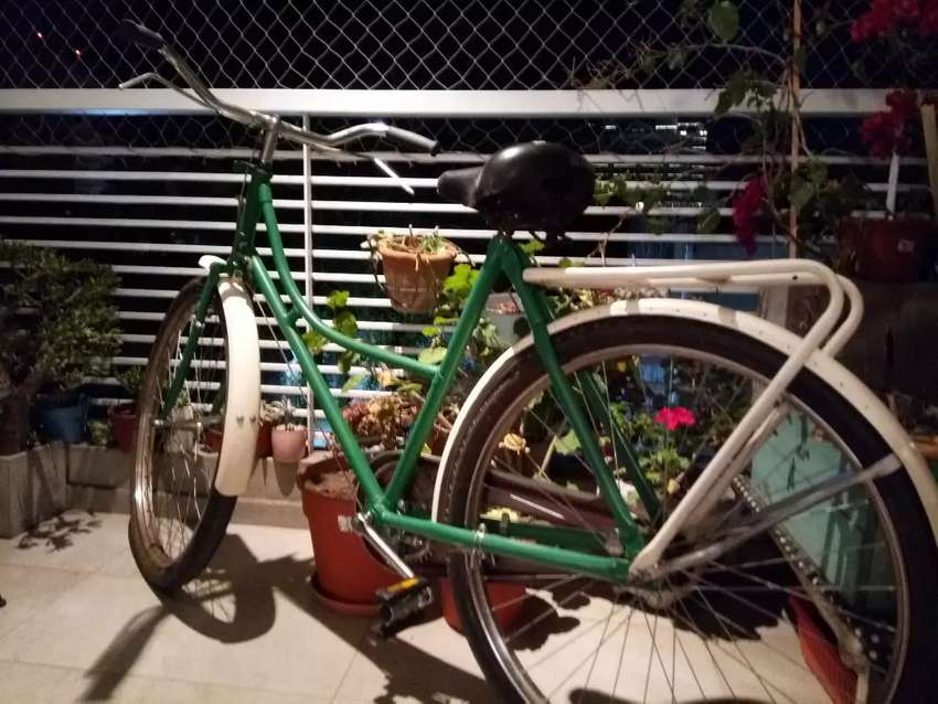 Bicicleta Inglesa 0