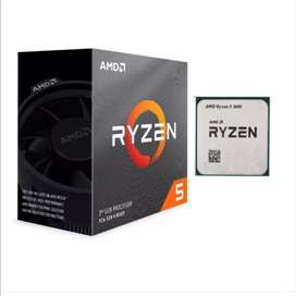 Ryzen 5 3600 nuevo