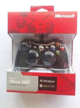 Control Alambrico para Xbox 360