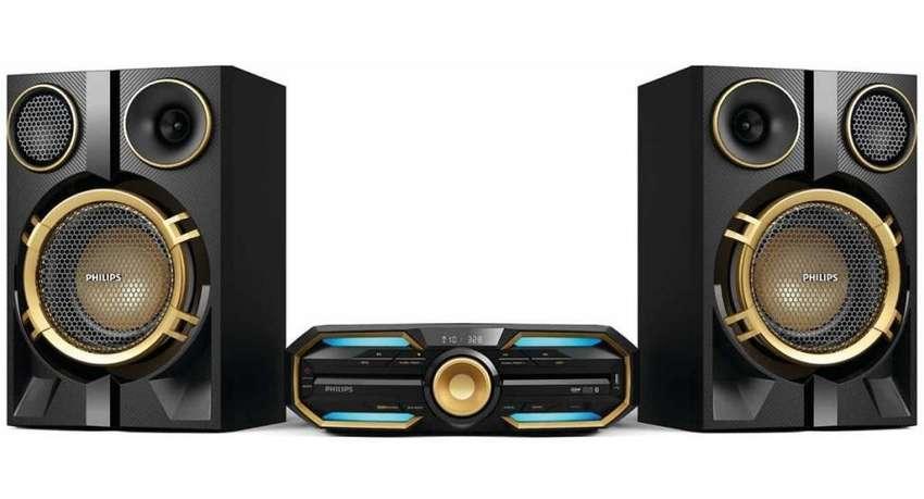 Mminicomponente Philips Fx50x/77 Bluetooth Usb Mp3 1200w Fx50 ACEPTO PERMUTA 0