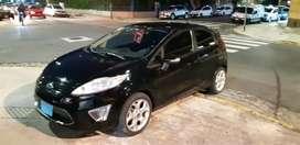 Ford Fiesta Kinetic Design 1.6 Titanium Negro 2012