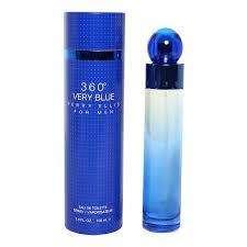 Perfume 360 Very Blue de Perry Ellis para Caballero 100ml ORIGINAL
