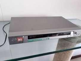 Reproductor de DVD Sony con control original