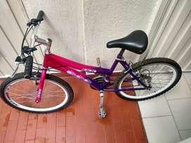 Se vende bicicleta,precio:150.000