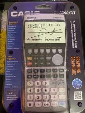 Calculadora casio FX9860 GII