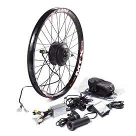Bicicleta eléctrica kit conversión