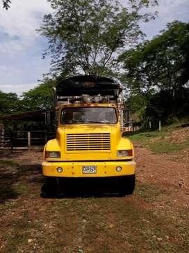 Camión hi internacional