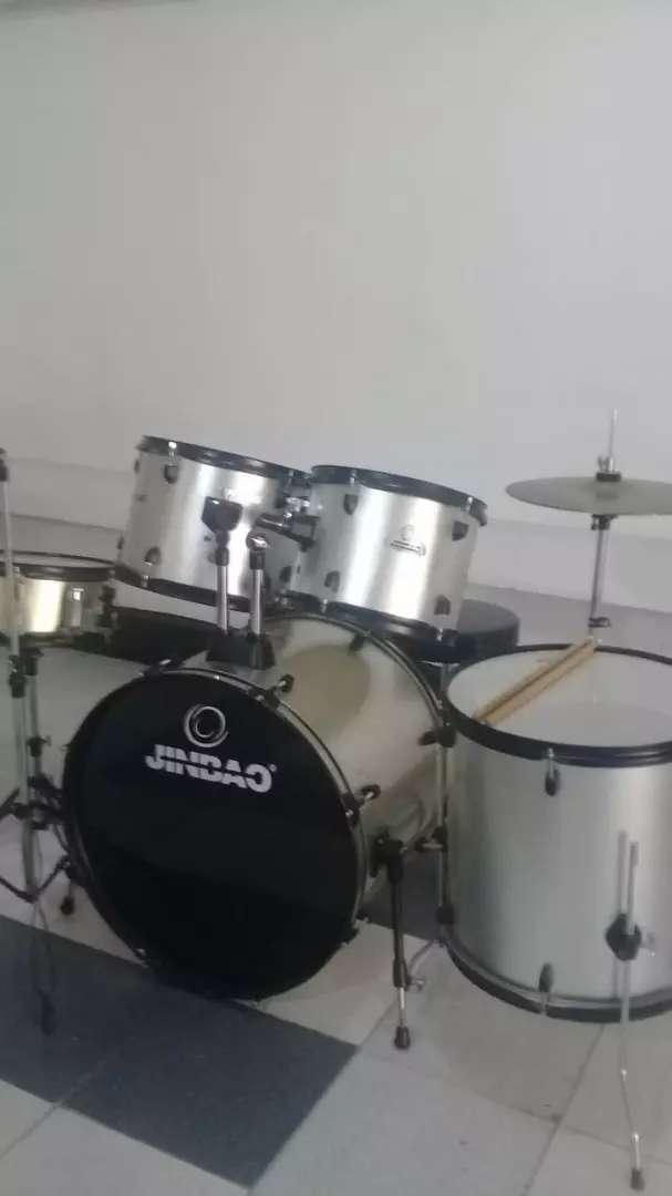 Batería acústica - Jimbao 0