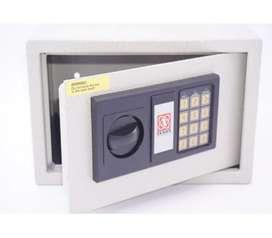 caja fuerte digital electrónica clave de seguridad 20x20x30cm
