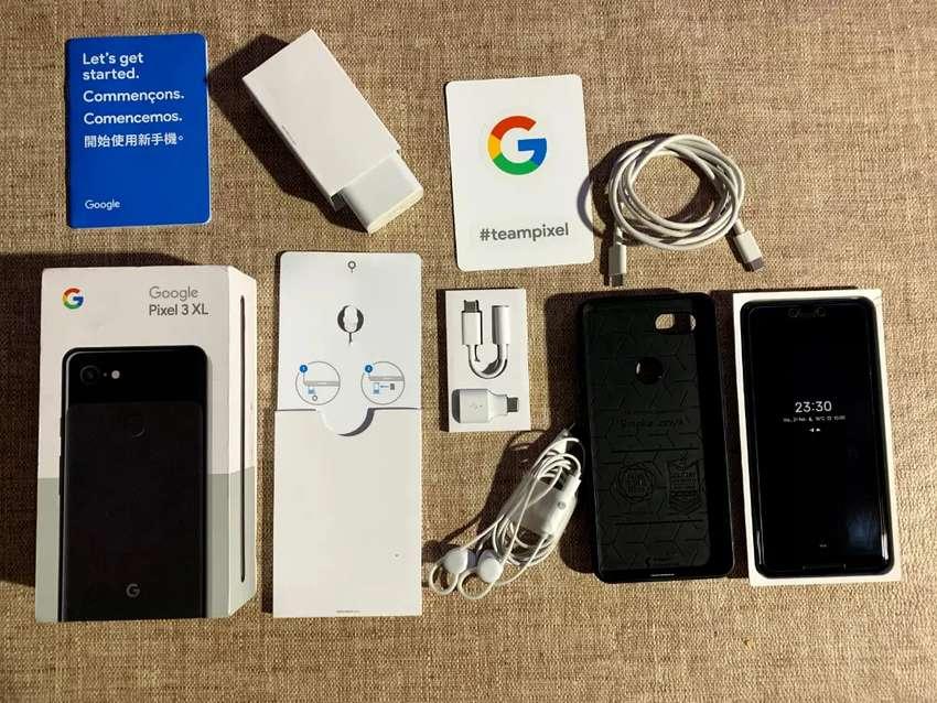 Google Pixel 3 XL Completo Más auriculares Google 0