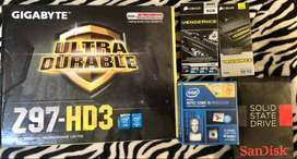 Venta de partes PC gaming