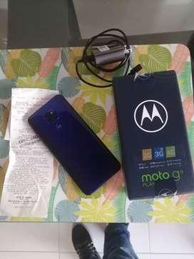 MOTO G9 PLAY 4GB+64
