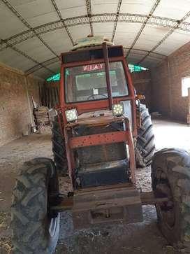 VENDO TRACTOR FIAT AGRI 780