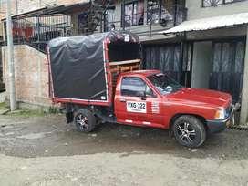 Vendo camioneta de estacas servicio pblico