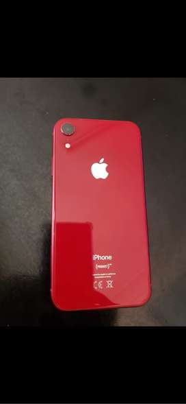iPhone XR de 64 GB ROJO