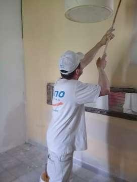Plomero gasista y trabajos pintura  en casas dptod.. electricidad..