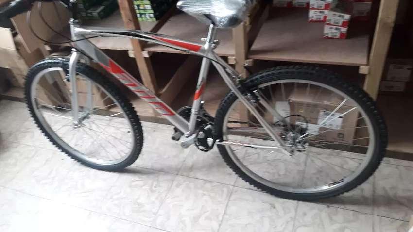 Vendo bicicleta mcg 0