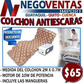 COLCHON ANTIESCARAS EN OFERTA EXCLUSIVA SOLO AQUI EN NEGOVENTAS LOS MEJORES PRODUCTOS A LOS MEJORES PRECIOS