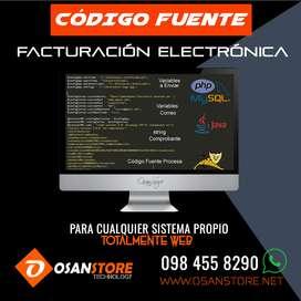 Código Fuente Firmante de Documentos Electrónicos.