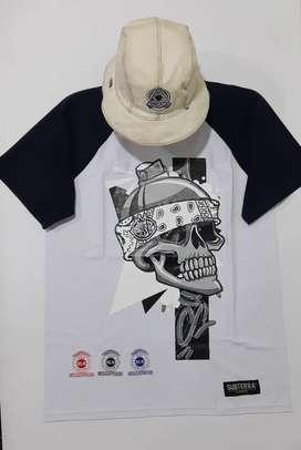 Camiseta + pesquero
