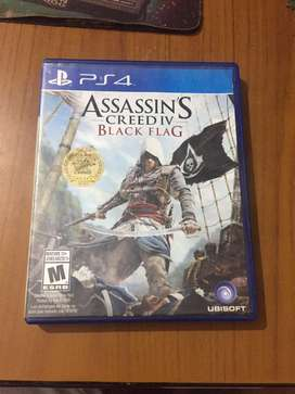 Assasins Creed 4 Black Flag Ps4