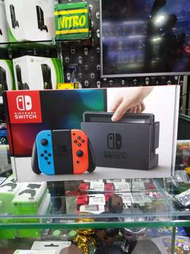 Vendo Nintendo Switch nueva programable