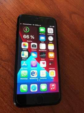 iPhone 7 32Gb jet black libre iCloud/Operador