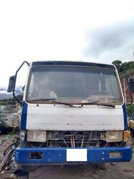 se vende mitsubishi convertido en volquete carga 6 toneladas