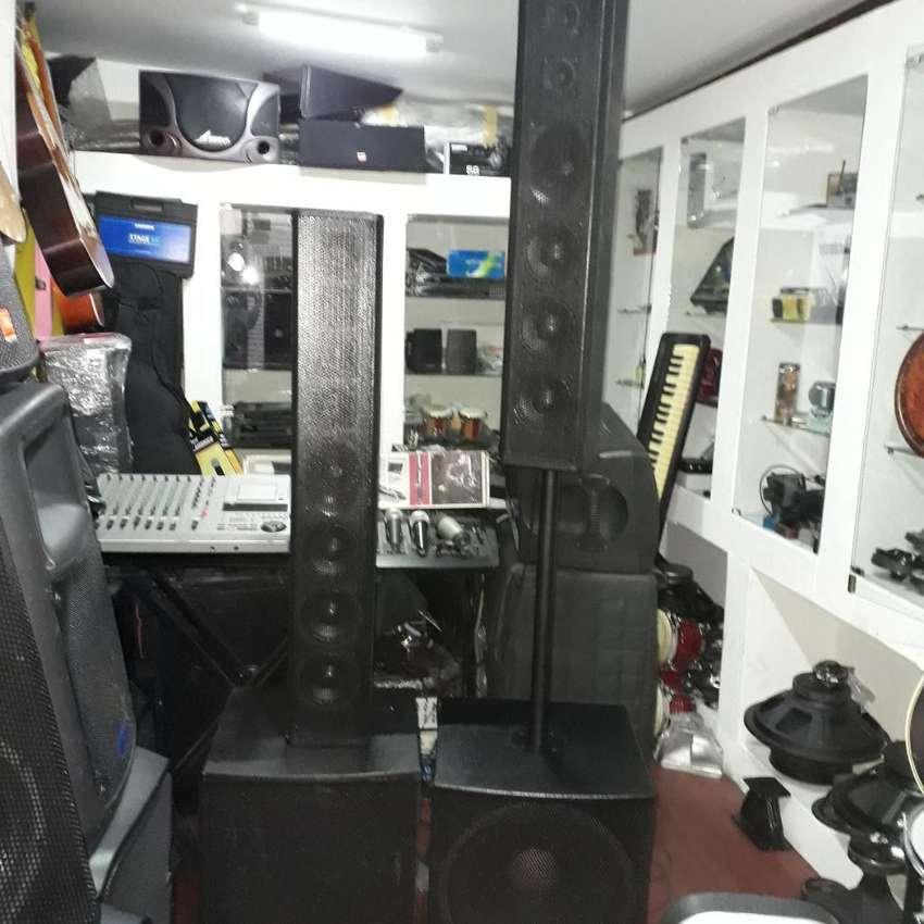 Sistema Line Array Lm158.5 0