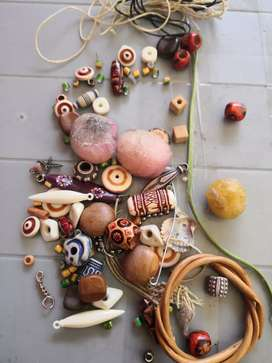 Kit de fabricación bijouterie, artesanías, etc.