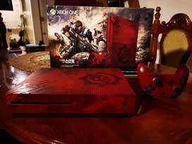 Xbox one s 2TB versión Gears of War