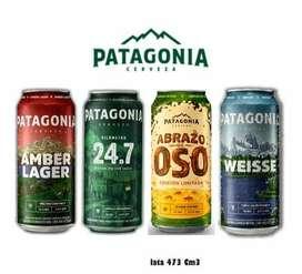Patagonia Pack 6 , Lata 473cc
