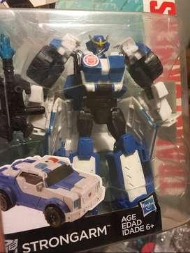 Transformers Strongarm Nuevo Y Sellado