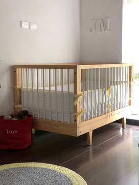Cuna - cama montessori