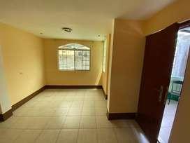 Se alquila habitación individual con baño privado