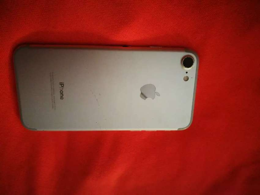Se vende iPhone 7 en 150 negociable 0