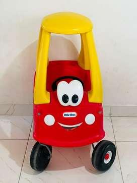 Carro paseador little tikes