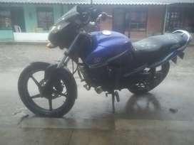 Vendo moto YBR modelo 2011