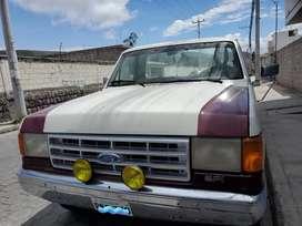 Camioneta Ford 250. F custom
