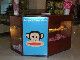 Se vende burbuja de Paul Frank con mercancía original
