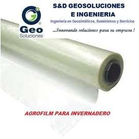 Agrofilm Calibre ( 6 - 8 - 10 ) Venta Por Rollo/ Economico