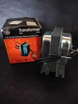 Transformador GE 10V  5VA C225OD