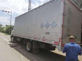 Venta furgón para camión